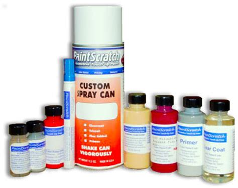 Chevrolet Impala Touch Up Paint  For Impala Paint Repairs