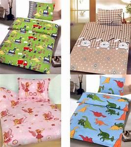 Biber Bettwäsche 100x135 : kinder bettw sche baby 100x135 biber dinosaurier baustelle bagger prinzessin fee ebay ~ Orissabook.com Haus und Dekorationen