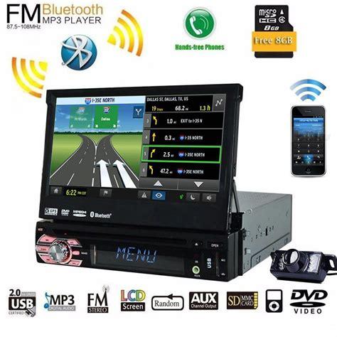 cassette car radio in dash digital screen cassette recorder bluetooth