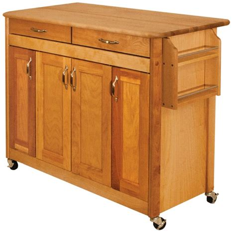 catskill kitchen islands catskill craftsmen kitchen cart in birch 2023