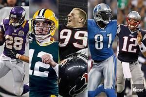Le top 20 des joueurs de la NFL | Miguel Bujold | Sports