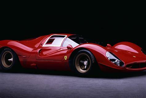 Icon: Ferrari 330 P3 And P4