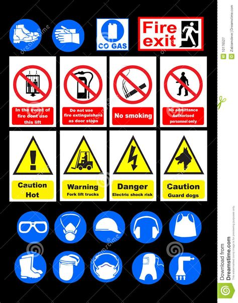Safety Signs Stock Vector Illustration Of Icon, Industry. Real Estate Office Signs Of Stroke. Egual Signs. Class Signs Of Stroke. Protect Signs. Nurse Signs. Hopsital Signs. Communication Symbol Signs. Peanut Allergy Signs Of Stroke