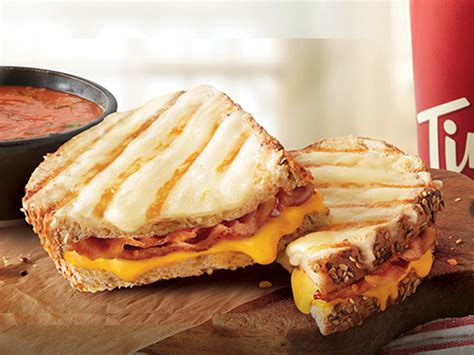 Tim Hortons Introduces New Artisanstyle Bacon Grilled