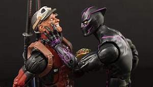 Marvel Legends Exclusive All New, All Different Black Panther Review Preternia
