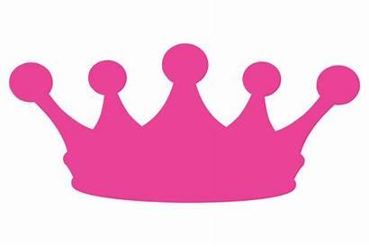 Crown Clipart Silhouette Transparent Clip Queen Queens