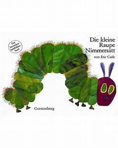 Raupe Nimmersatt Geschirr : gerstenberg verlag die kleine raupe nimmersatt gro e pappausgabe carle ~ Sanjose-hotels-ca.com Haus und Dekorationen