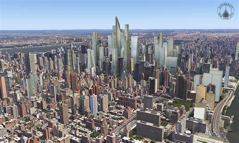 Skyline Wars One Vanderbilt And East Midtown Upzoning Are