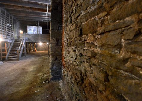 100yearold Hamilton Wine Cellar Uncorked Therecordcom