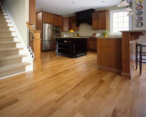You put your kitchen floor through a lot. 20 Beautiful Kitchens With Wood Laminate Flooring