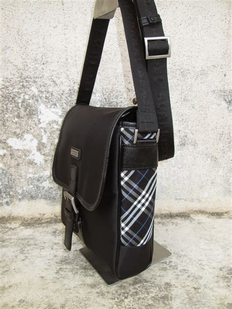 drayakeebag authentic burberry black label sling bagsold