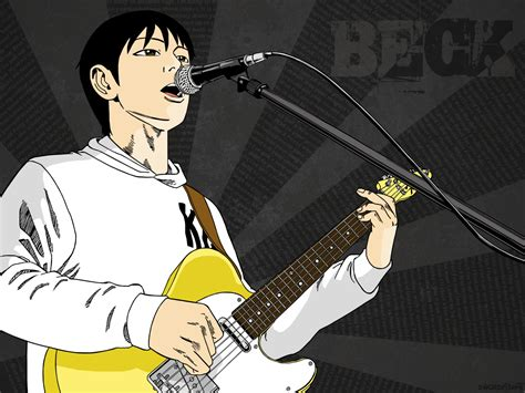Beck Anime Wallpaper - beck аниме обои anime wallpapers
