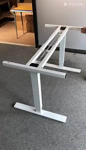Foldable Crank Sit To Stand Manual Height Adjustable