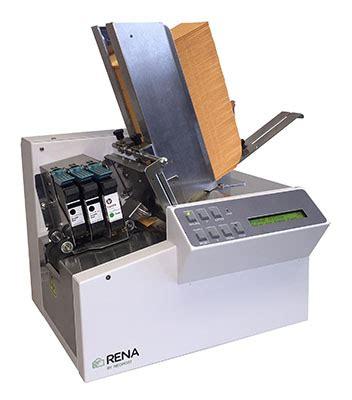 rena   small media inkjet printer