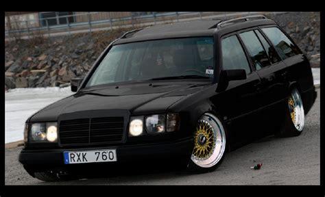 Slammed W124 - Cars One Love