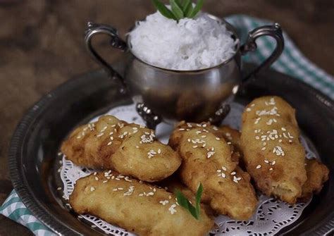 Nangka goreng tepung kering dengan mengaplikasi. Resep Pisang Goreng Thailand oleh evyjuly (moona's kitchen) - Cookpad