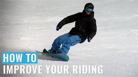 How To by How To Improve Your Regular On A Snowboard