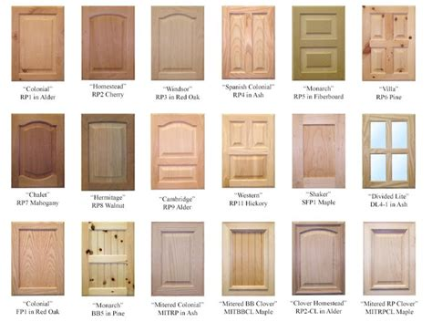cabinet door construction types best 25 kitchen cabinet types ideas on pinterest types