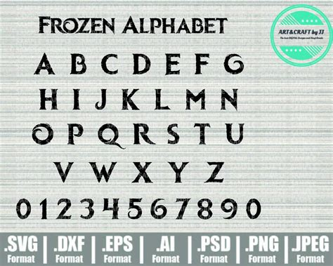 Svg allows each character to have color, or fancy patterns that wouldn't be possible otherwise. Frozen alphabet svg Disney font svg font svg Anna Elsa ...