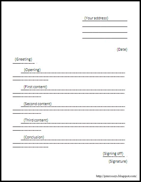 model essays pt spm english informal letter format