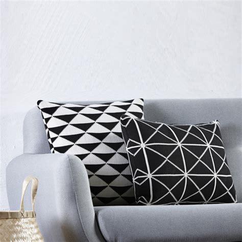 coussin deco canape 10 coussins pour un salon scandinave cocon de décoration