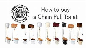 Chain Pull Toilet