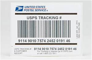 Usps tracking label 400 50 pack stampscom for How to send a shipping label