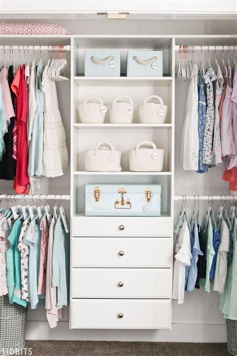 Child Closet Organization Ideas by Closet Organization Tidbits