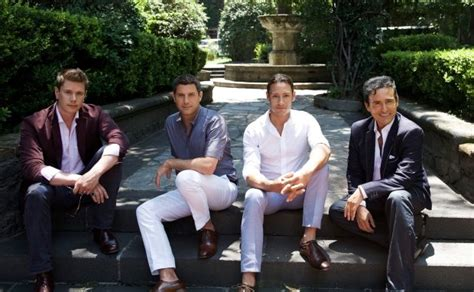 Il Divo Uk Il Divo Announce Uk Tour Dates Here S How To Get Tickets