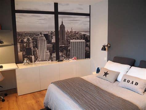 chambre york fille ide papier peint chambre peinture marron papiers peints