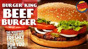 Beef Burger Recipe By Chef Food   How To Make Beef Burger ...