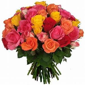 Offrir Un Bouquet De Fleurs : offrez un joli bouquet de fleurs justegeste ~ Melissatoandfro.com Idées de Décoration