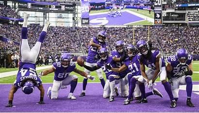 Vikings Minnesota Eagles Madden Nfl Alexander Players