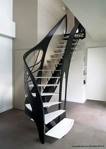 cuisine exciting escalier moderne escalier moderne avec With escalier exterieur metal leroy merlin