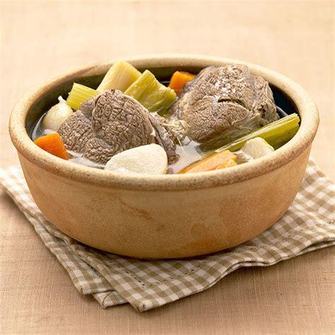 cuisiner des cotes de porc viandes bouillies les saveurs d autrefois au goût du