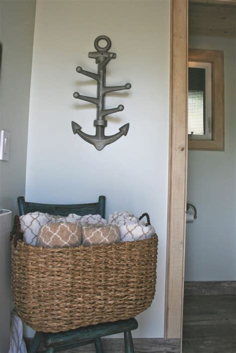 anchor bathroom decor 85 ideas about nautical bathroom decor theydesign net Anchor Bathroom Decor