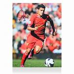 Coutinho Philippe Liverpool Favourite Signed Fans Skip