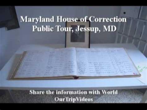 maryland house  correction public  jessup md  youtube