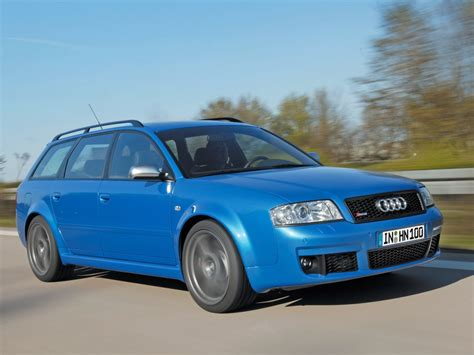 2004 Audi Rs6 Avant Plus Front Angle Speed 1024x768