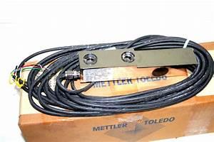 Mettler Toledo 13078900b Load Cell Stainless Steel Cap