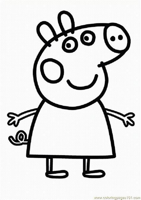 coloriage peppa pig gratuit  imprimer liste