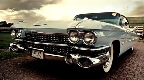 Cadillac Vintage Wallpaper