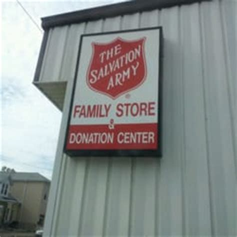 phone number for salvation army up the salvation army thrift stores 218 n illinois st