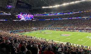 bowl lii draws in average minute audience of 2