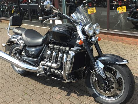 triumph rocket 3 roadster tales from the it side triumph rocket iii roadster totally absurd totally desirable