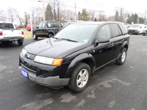 Transmission 2004 Saturn Vue by Sell Used No Reserve 2004 Saturn Vue Only 134k