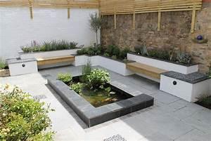 Contemporary, Courtyard