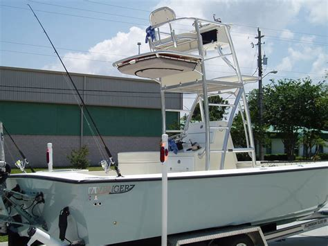 Boat Tower Console by Tower On Center Console The Hull Boating And