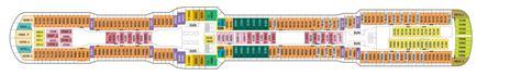 Anthem Of The Seas Deck Plan 8 by Royal Caribbean International