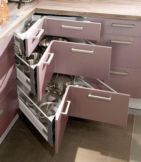 meubles angle cuisine des rangements malins pour une cuisine pratique inspiration cuisine